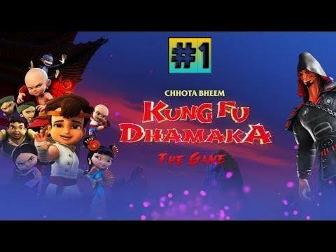 CHHOTA  KUNG FU DHAMAKA GAMEPLAY VIDEO #1 WITH HIGH GRAPHICS