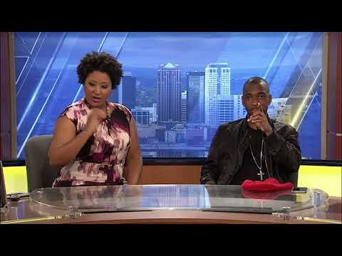 Comedian Jay Pharoah does his famous impressions in studio with WVTM 13's Eunice Eliott