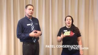 Patel Conservatory - Improv techniques