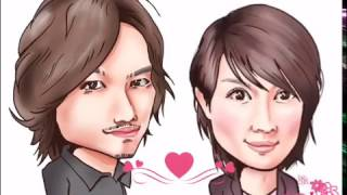 2016年6月にご結婚された女優の水野美紀さん、俳優でイラストレーターで...