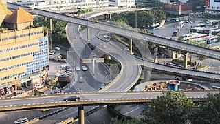 Thành phố mê cung tầng tầng lớp lớp Trùng Khánh Trung Quốc