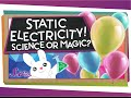 The Sticky Balloon Trick! | Physics for Kids