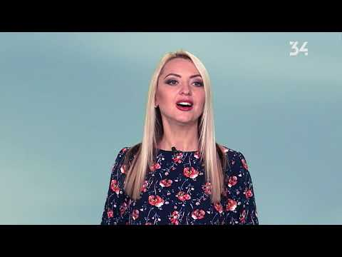 34 телеканал: Погода 16.01.2019