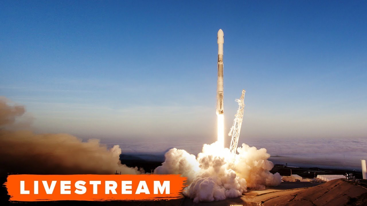 WATCH: SpaceX Starlink Mission Launch – Livestream