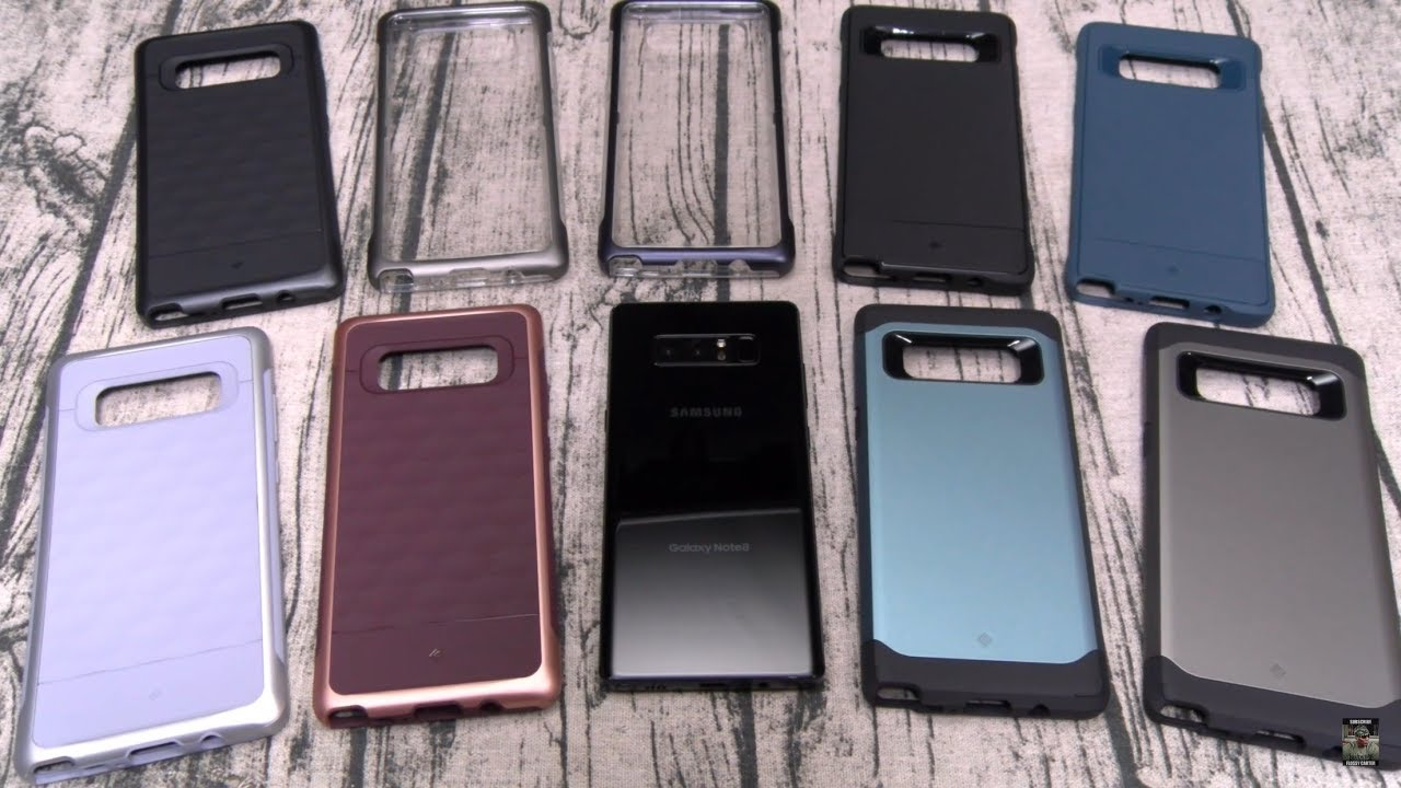 best sneakers 8b6e4 46a77 Samsung Galaxy Note 8 Caseology Case Lineup - Under $20