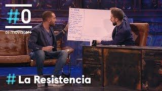 LA RESISTENCIA - Cada uno tiene sus mierdas | #LaResistencia 09.04.2018