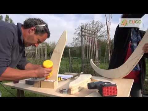 Tutoriel - construction d'un cuiseur solaire parabolique (en Français)