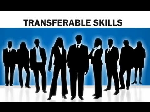 how to develop transferable skills