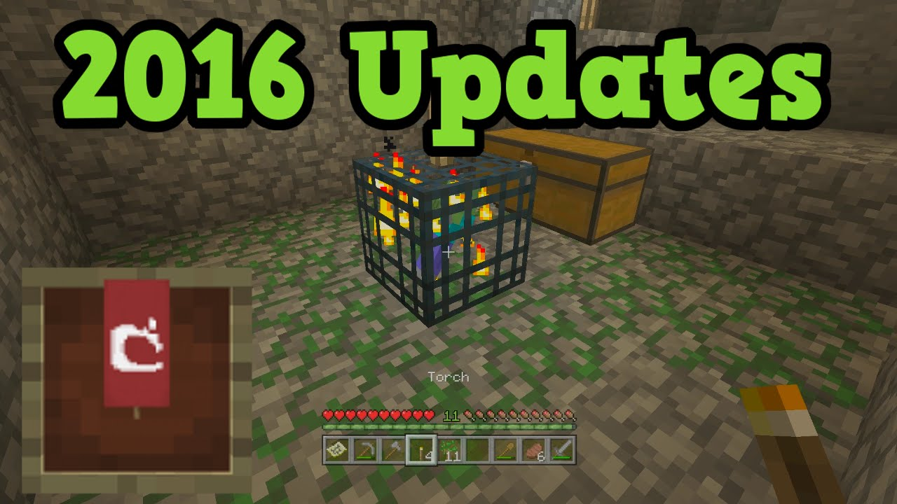 Minecraft Xbox 360 / PS3 2016 Updates, DLC, & More