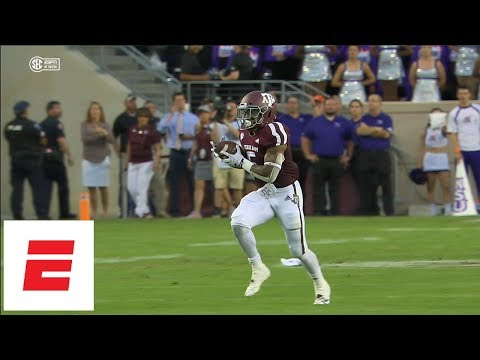 College Football Highlights: 70+ yard touchdowns from the start of Week 1   ESPN