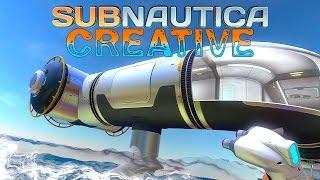 SUBNAUTICA [CREATIVE] - Krea-Tiefe Unterwasserwelt • Let