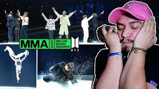Baixar BTS MMA 2019 (Melon Music Awards) Full Performance REACTION