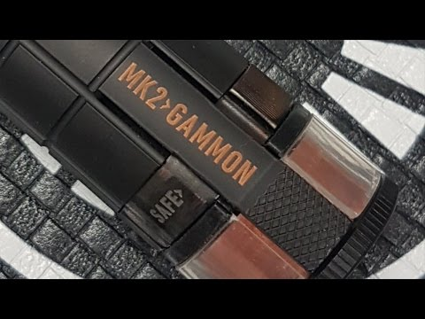 Cipher Mech Mods - Mk2 Gammon