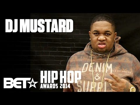 "DJ Mustard Speaks On ""Producer Of The Year"" Nomination At The 2014 BET Hip-Hop Awards"