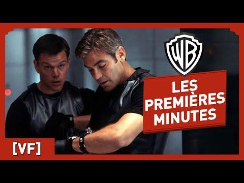 Ocean's Eleven - Les premières minutes du film !