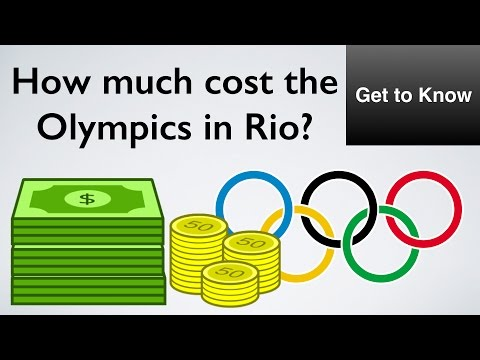 2016 Olympic Games: How much did it cost and who is paying for it?