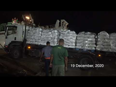 FIJI TC YASA REHABILITATION -  FOOD RATIONS PACKING FOR DISTRIBUTION TO THE NORTHERN DIVISION.