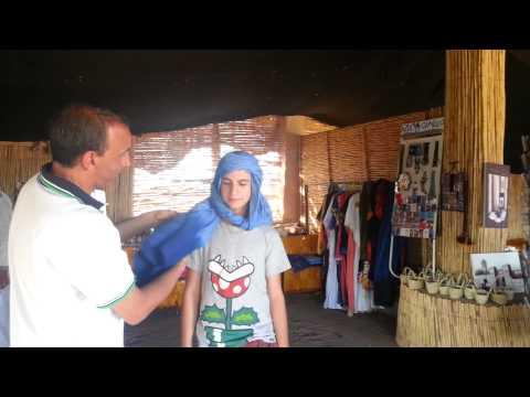 Turbant Tuareg