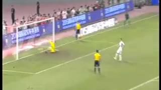 ضربات الترجيح مباراة ريال مدريد وميلان تعليق عربي HD