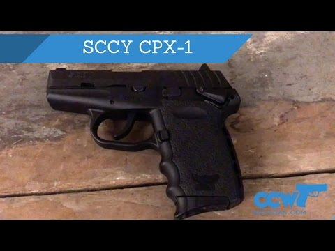 SCCY CPX-1 - A Surprisingly Inexpensive Handgun.