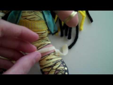 CLEO DE NILE Plush Review