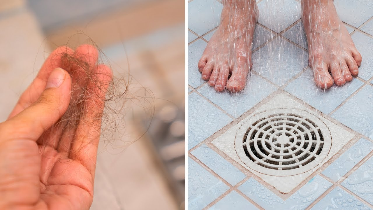 4 Easy Ways to Unclog Your Shower Drain