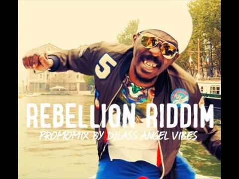 Rebellion Riddim Mix (Full) Feat. Tarrus Riley, Konshens, Anthony B (July Refix 2017)