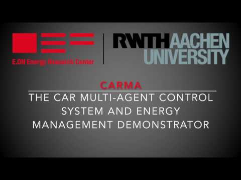 E.ON Energy Research Center - RWTH Aachen University - cARMa: car multi-agent with ARM