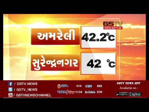 Gandhinagar becomes the hottest city in the state