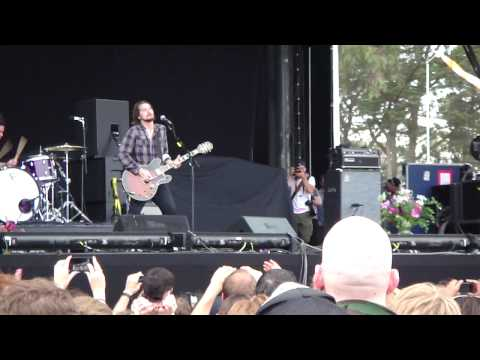 Silversun Pickups - Lazy Eye - Live At Outside Lands 2009