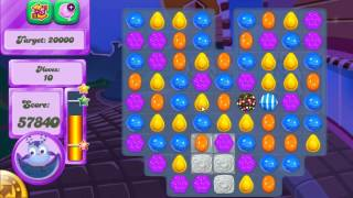 Candy Crush Saga Dreamworld Level 8