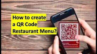 How to create my first Digital restaurant menu with #MasterTAAG #RestaurantMenu
