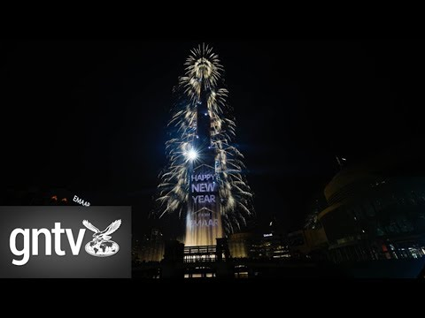 New Year's Eve Gala 2019 in Downtown Dubai