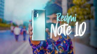 "Xiaomi Redmi Note 10 Full Review | Next "" জাতীয় স্মার্টফোন "" ???"