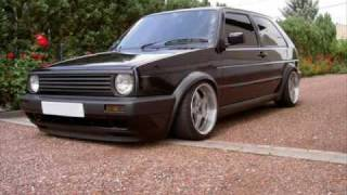 MK2 golf VW performance