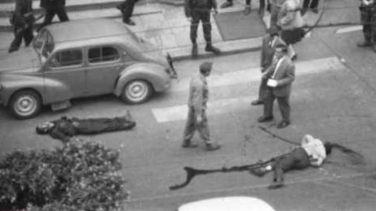 The Paris Massacre of Algerians 1961