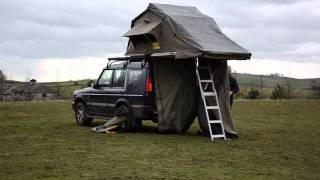 APB Trading Ltd - Eezi-Awn 1.4 T-Top Roof Tent
