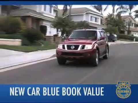 2008 Nissan Pathfinder Review - Kelley Blue Book