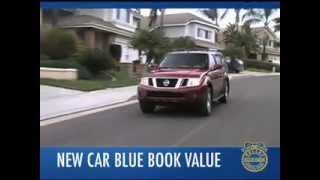 2008 Nissan Pathfinder Review - Kelley Blue Book