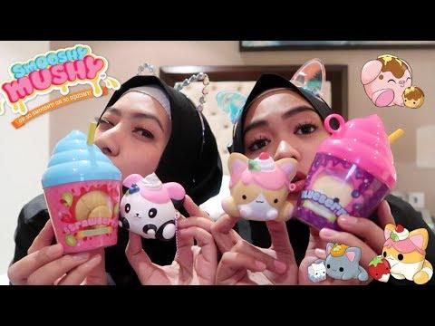 UNBOXING SMOOSHY MUSHY MAINAN BARU PALING LUCUUU!!!! - Ria Rcis thumbnail
