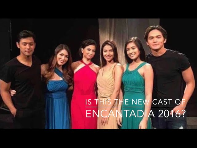 2016: Encantadia Main Cast, Revealed? Who is Sanya Lopez as Danaya?