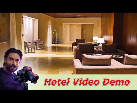 Production Vidéo Professionnelle pour l'Hôtellerie