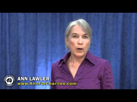 Ann Lawler - CEC Candidate for Charlton