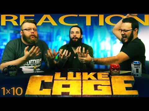 "Luke Cage 1x10 REACTION!! ""Take It Personal"""