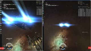 EVE ONLINE | Rubicon Warp Speed Changes