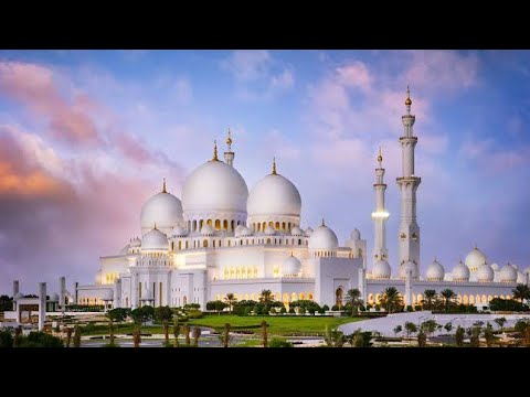 ABU DHABI ● Sheikh Zayed Grand Mosque – cinematic video, by drone video