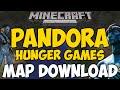 Minecraft Xbox 360/One: AVATAR Hunger Games map Download (TU20 Pandora)