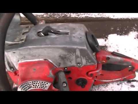 vintage jonsered chainsaw. vintage jonsered 80 chainsaw r