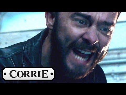 Coronation Street - David and Josh Teach Lee a Violent Lesson