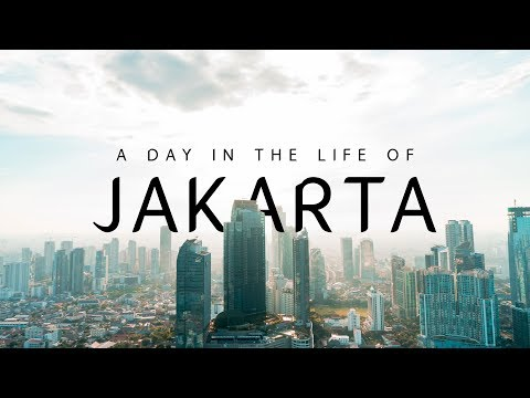 A Journey - Jakarta, The Metropolitan City